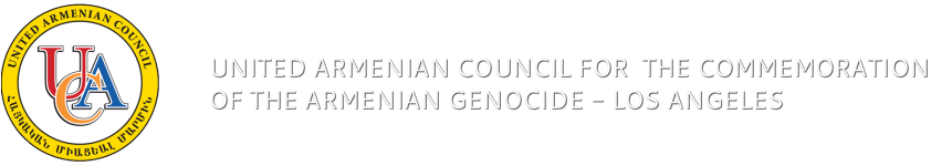 United Armenian Council for the Commemoration of the Armenian Genocide - Los Angeles